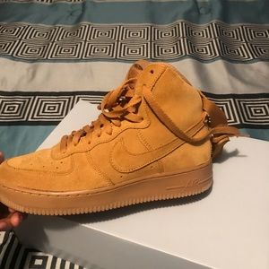 Wheat air forces